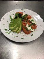 Amaretto Ristorante Avocado Salad