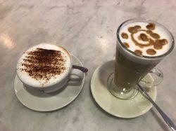 Amaretto Ristorante Cafe Latte