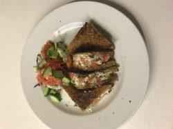 Amaretto Ristorante Lunch Sandwich