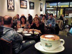 Amaretto Ristorante Edgware Coffee