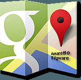 amaretto-edgware-google-map
